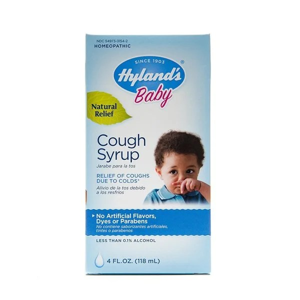 Shop Hyland's Baby 4-ounce Cough Syrup - Free Shipping On ...