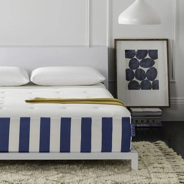Safavieh Caress 12 Inch Luxury Hybrid Dream Twin Mattress