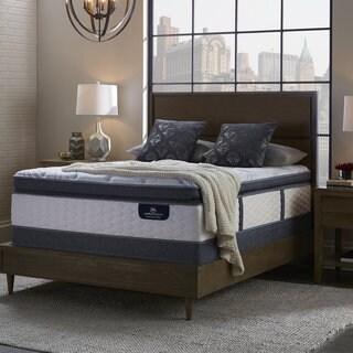 Serta Perfect Sleeper Brightmore Super Pillowtop California King Size Mattress Set