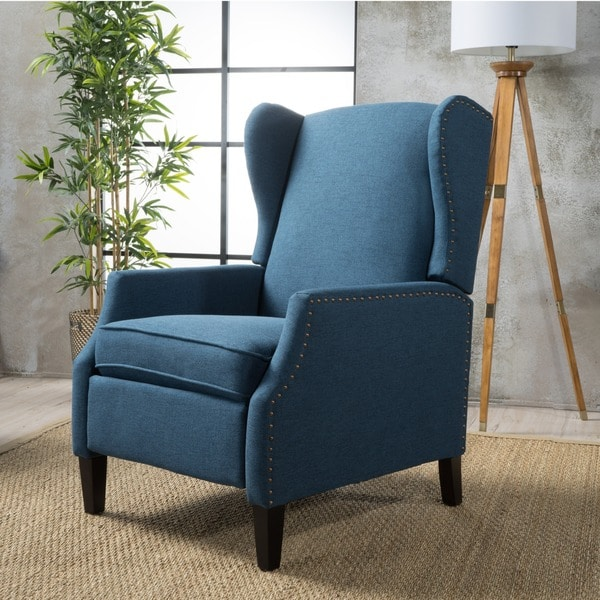 Wingback Recliners Chairs Living Room Furniture
