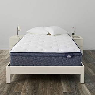 Serta Westview Super Pillow Top Queen Size Mattress Set