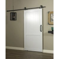 Millbrooke PVC 36-inch Barn Door - Free Shipping Today ...