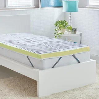 Bedgear Balance 3 Inch Performance Latex Mattress Topper