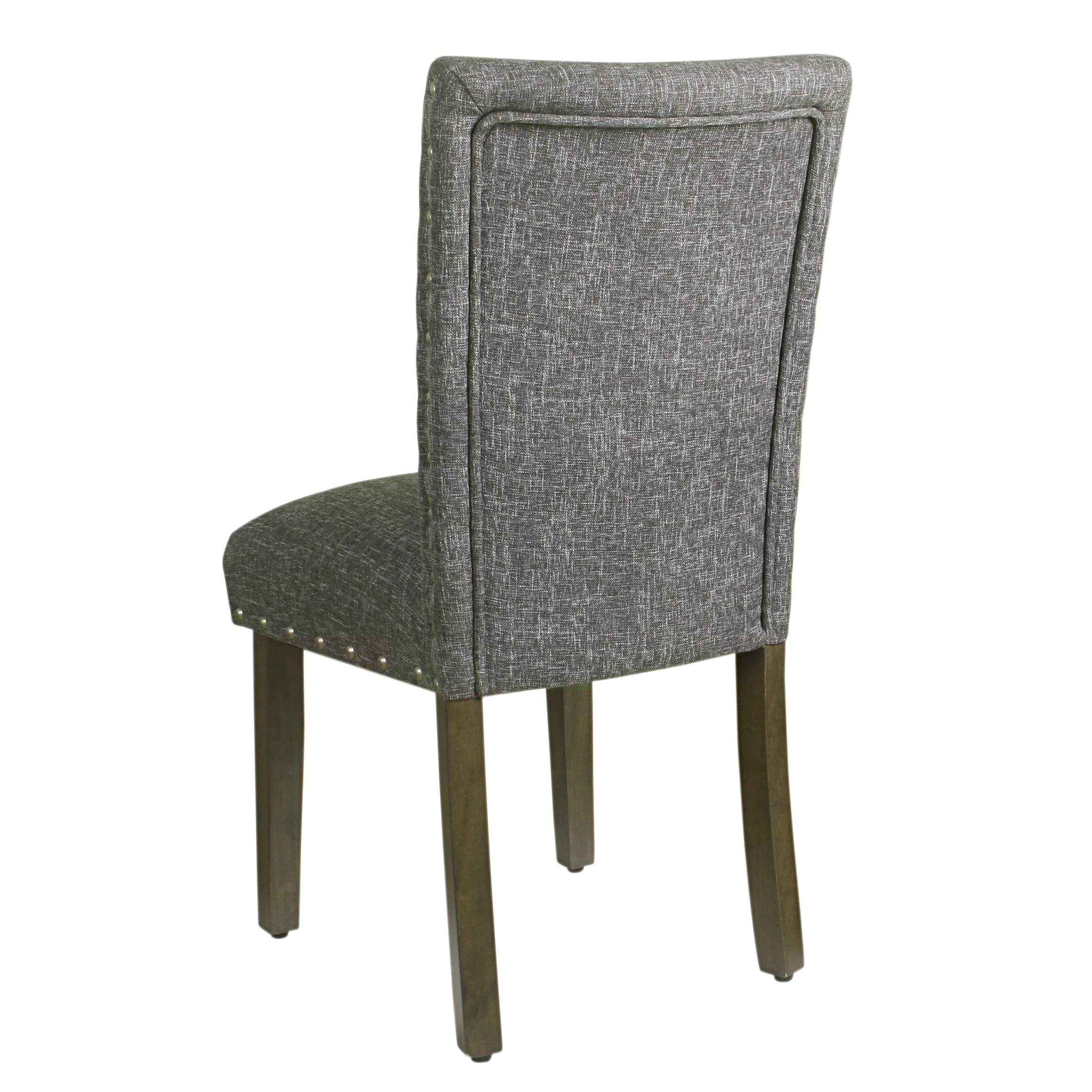 grey parsons chair best stadium chairs with arms home ideas
