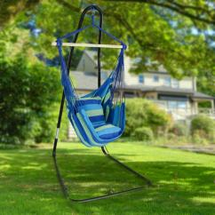 Buy Chair Swing Stand Oxo High Shop Sorbus Adjustable Hanging Hammock 1 Amp Person 330 Pound