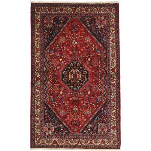 Bahluslan Hand Knotted Area Rug