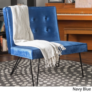 blue velvet living room chairs best behr paint colors buy online at overstock our furniture deals