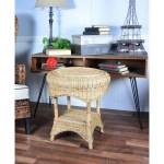 Shop Handmade Boracay 22 Inch Rattan Indoor Outdoor End Table Philippines Overstock 16077987