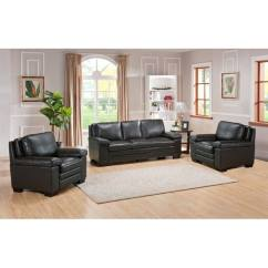 Miramar Leather Sofa And Loveseat Covers Cheap Shop Two Chair Set Free Shipping Today