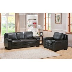 Miramar Leather Sofa Florida Faux Corner Bed Shop And Chair Set Free Shipping Today