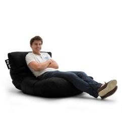 Big Joe Roma Lounge Chair Gander Mountain Camping Chairs Shop Black Microfiber Comfort Suede Plus Free