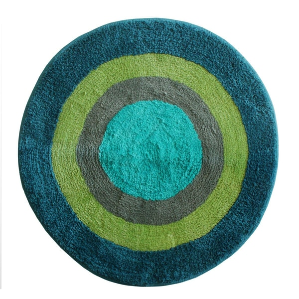 Dasos Bath Rug 26 Round  Free Shipping On Orders Over