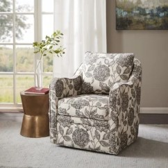 Swivel Chair In Living Room Outdoor Covers Nz Buy Chairs Online At Overstock Com Our Best Furniture Deals