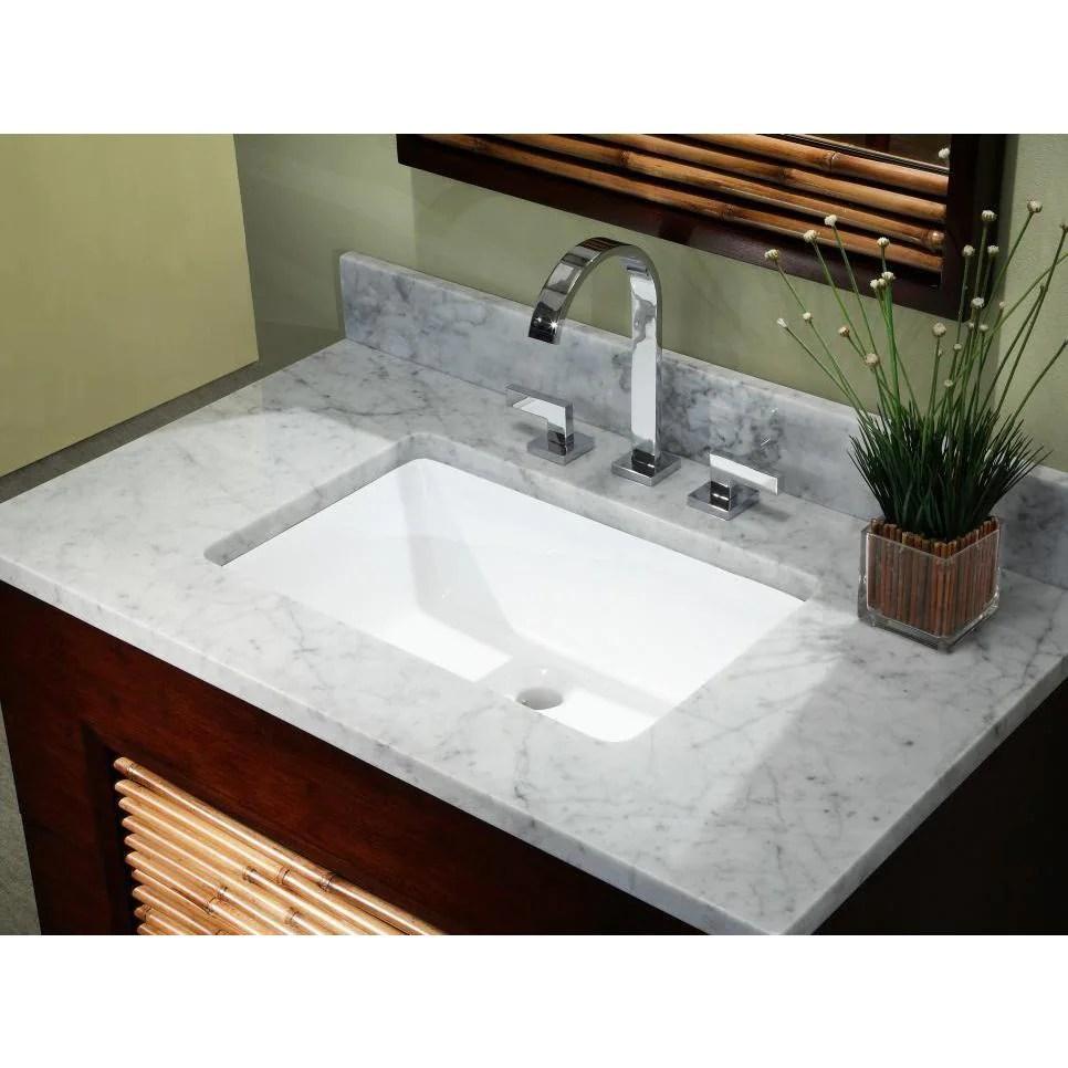 buy undermount bathroom sinks online at