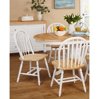 windsor kitchen chairs office chair youtube buy dining room online at overstock com simple living carolina set of 2