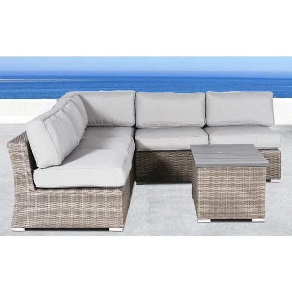 all weather wicker outdoor chairs booster seat for dining chair kmart shop living source international furniture patio sofa set with cushions grey 6