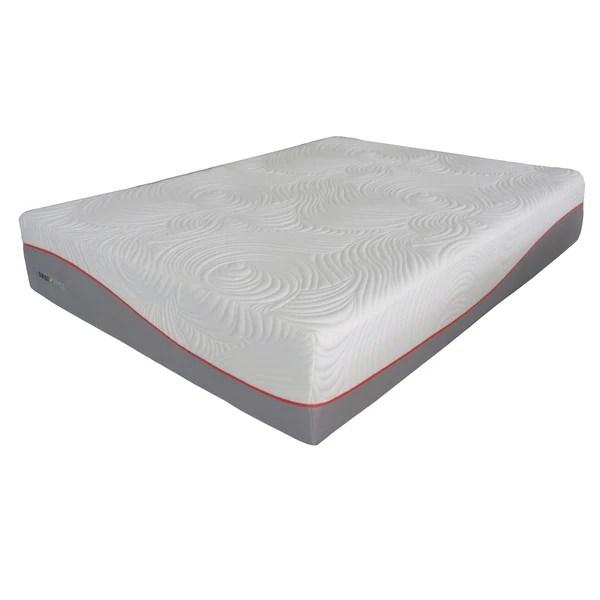 Best Rest 13 Inch Full Size Gel Memory Foam Twin Mattress