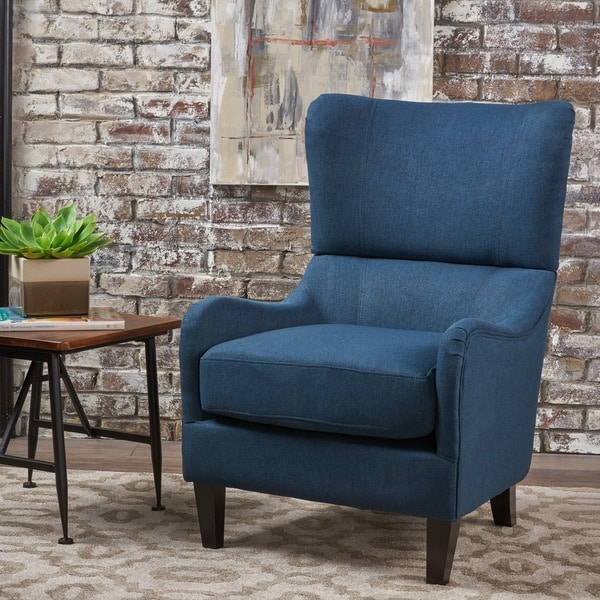 next quentin sofa bed review mid century affordable shop high back club chair by christopher knight home on