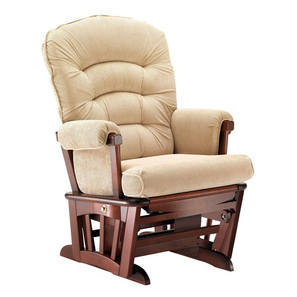wide glider chair swing cape town shop shermag cabaret camel wood extra free