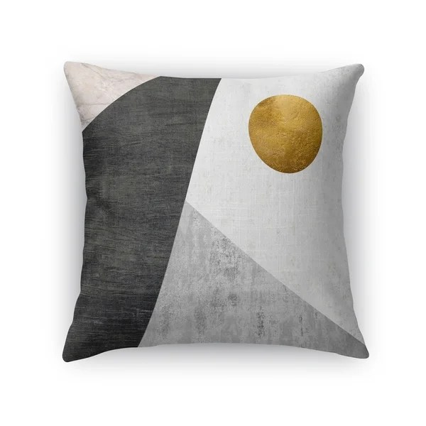 Shop Kavka Designs gold black grey night moon accent