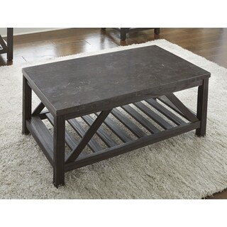 Shop Angelo Home 48 Inch Coffee Table On Sale Free