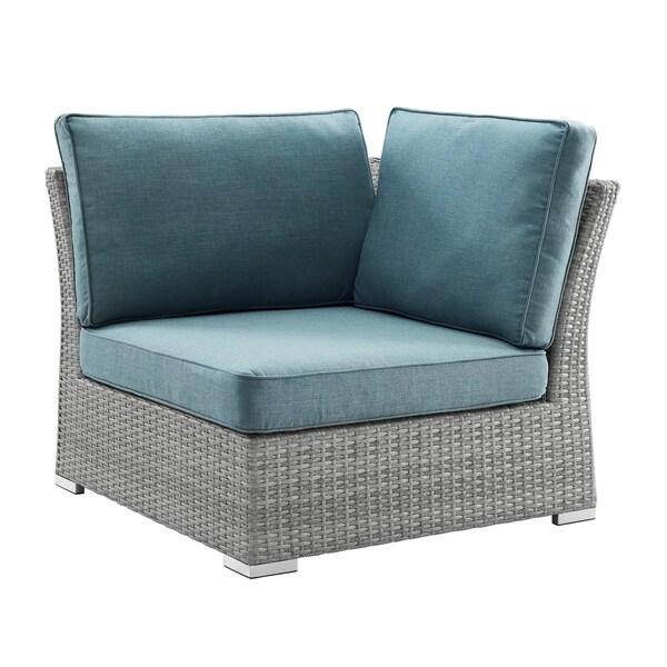 htth 6 pcs outdoor sofa rattan set