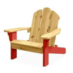 Kids Outdoor Chair Posture Perfect Company Buy Furniture Online At Overstock Com Our Best 2 Tone Adirondack