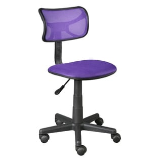 lilac office chair microfiber dining chairs buy purple conference room online at overstock com our best home furniture deals
