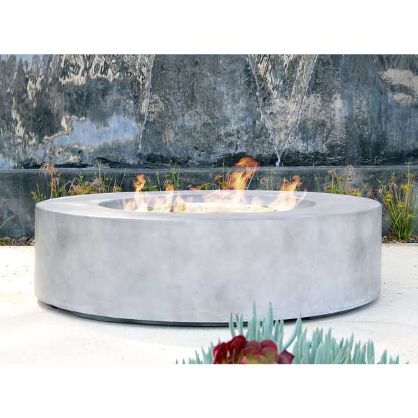 Shop Living Source International Santiago Cast Concrete 42