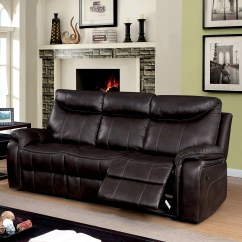 Leona 3 Seater Recliner Sofa Best Quality Air Home The Honoroak