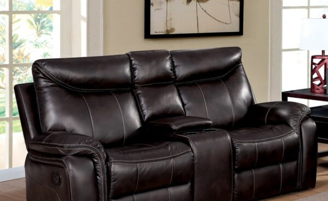 Shop Furniture Of America Leona Transitional Breathable