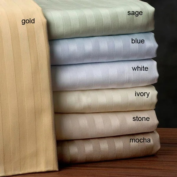 Home Accents 600 Thread Count Sheets