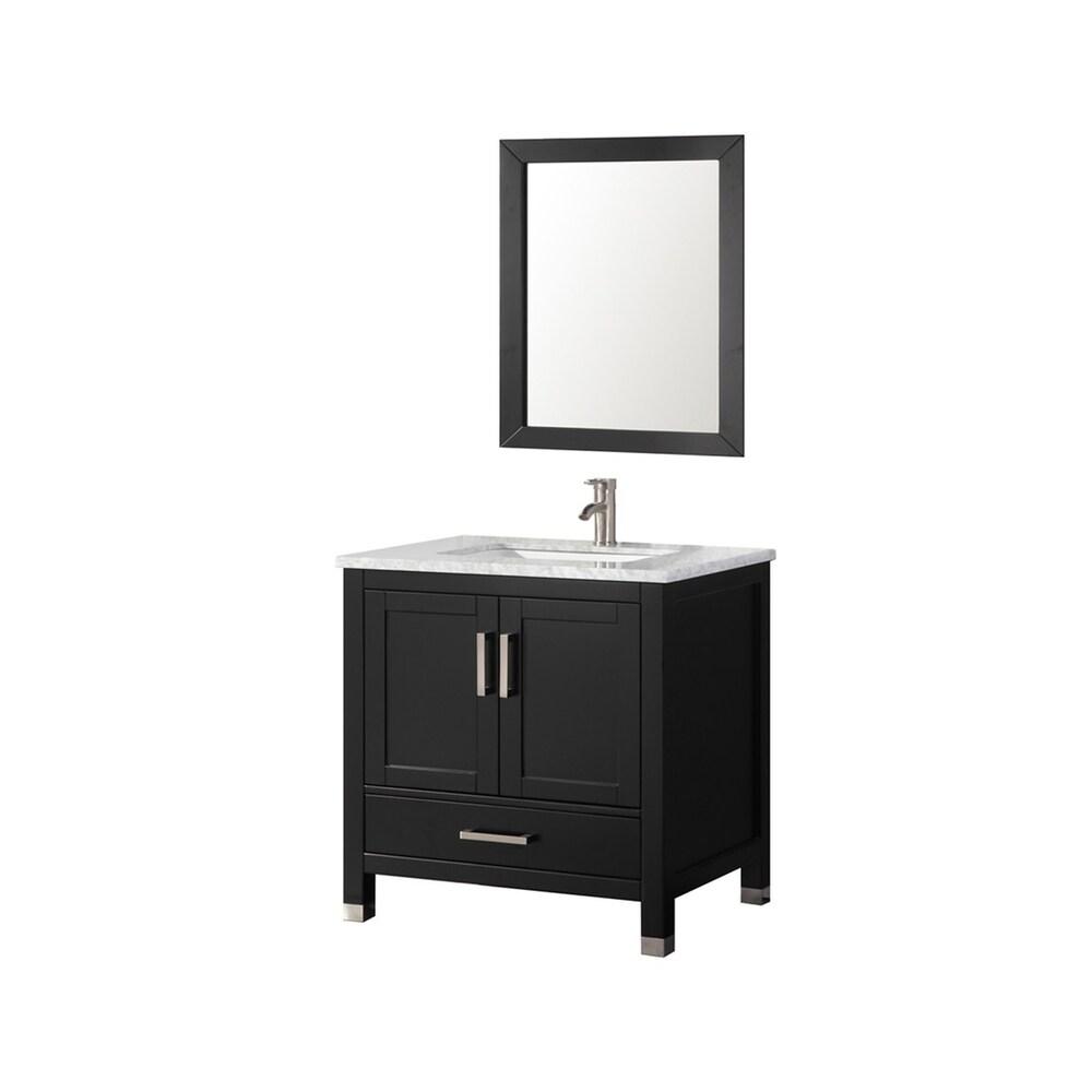 Buy 18 To 34 Inches Espresso Finish Bathroom Vanities Vanity Cabinets Online At Overstock Our Best Bathroom Furniture Deals