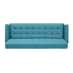 Lilac Fabric Click Clack Sofa Bed Antique Leather Elegant 17 With