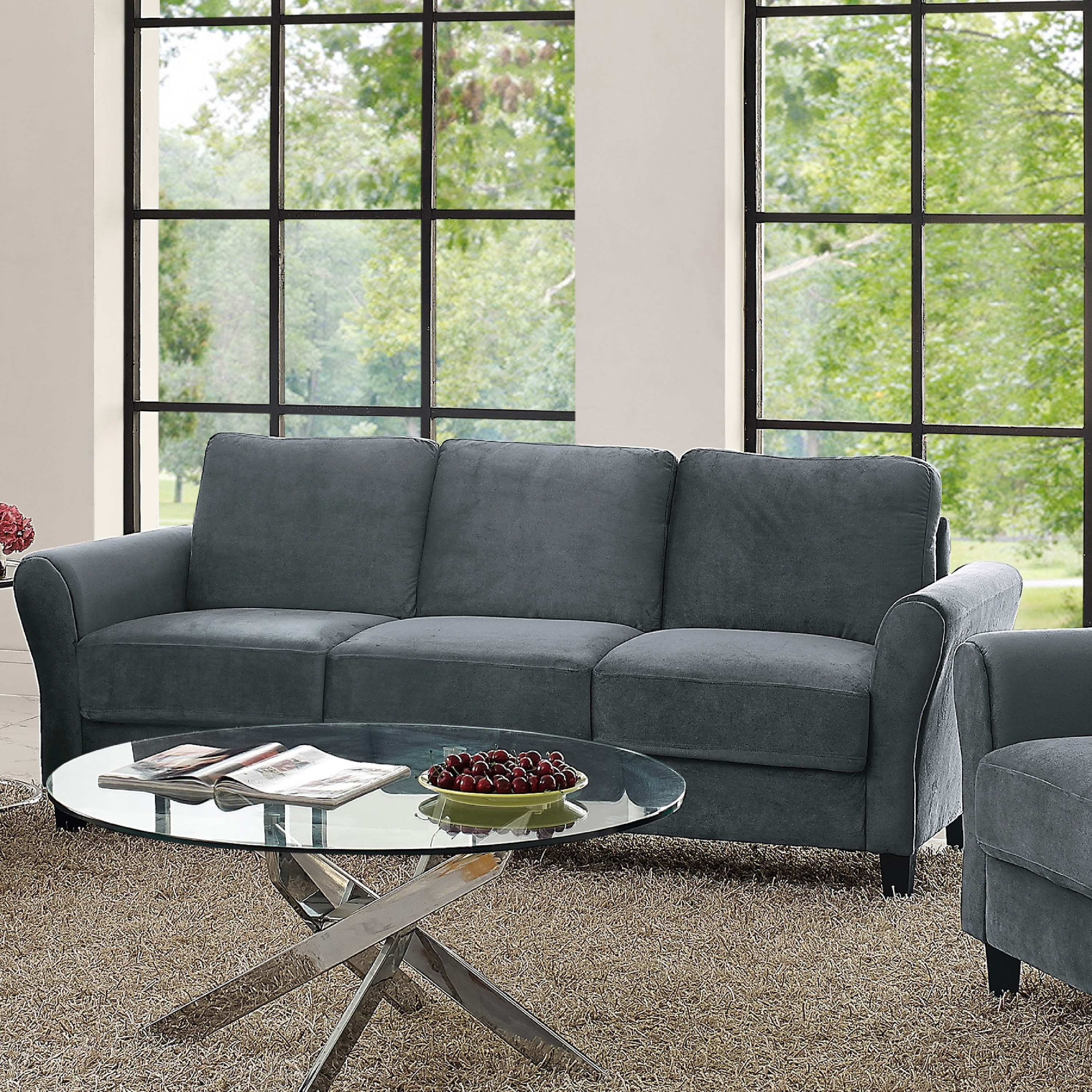 overstock sofa store towson md shop lifestyle solutions waverly free shipping on orders over