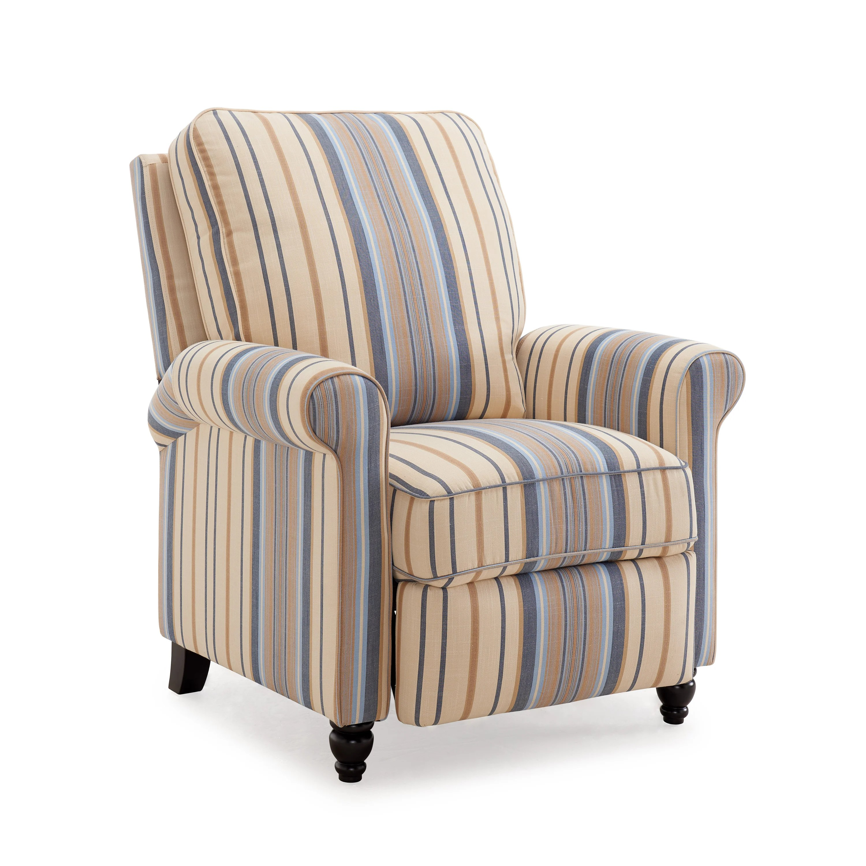 blue recliner chair deck covers buy online australia chairs and rocking recliners for less overstock