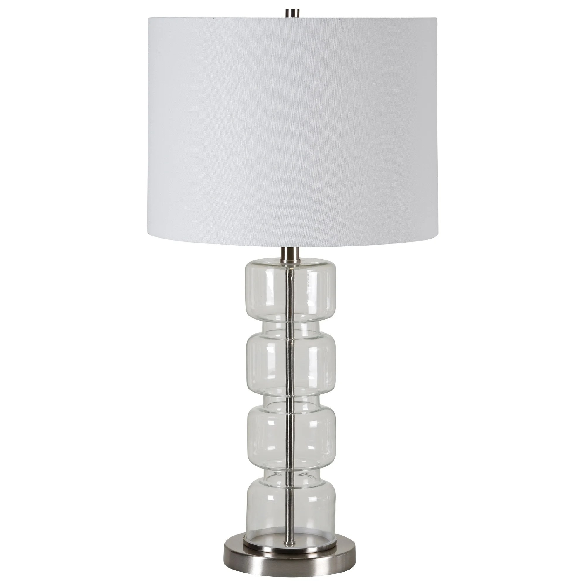 Renwil Antoinette Polished Chrome Table Lamp