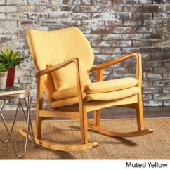 Cheap Modern Rocking Chair How To Install Rail And Picture Frame Moulding Buy Chairs Living Room Online At Overstock Com Our Best Furniture Deals