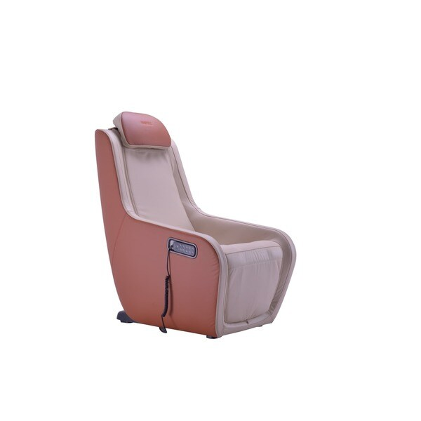 massage chair with heat large round bamboo cushion shop homedics shoulders to glutes free