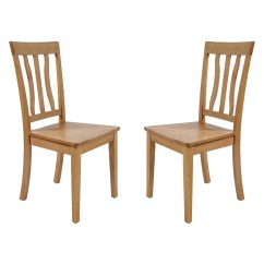 Sturdy Kitchen Chairs How Much Does A Island Cost Solid Wood Dining Chair Modern Oak