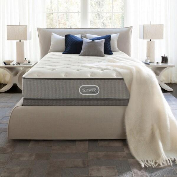 Beautyrest Silver Maddyn Luxury Firm 12 Inch Queen Size Mattress