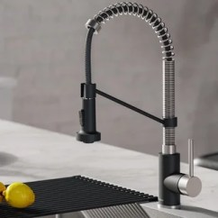 Kitchen Faucets Cheap American Standard Quince Faucet Buy Online At Overstock Com Our Best Deals Kraus Kpf 1610 Bolden 1 Handle 2 Function Sprayhead 18 Inch Commercial Pull