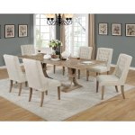 Best Quality Furniture Rustic Extension Dining Set On Sale Overstock 17965522