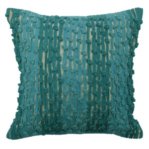 Waverly Key of Life Knotted Square Pillow