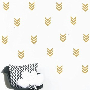 Pack Mordern DIY Tribal Arrow Pattern Set Wall Decal Geometric Arrow Kids Nursery Children Room Decor Wall Vinyl
