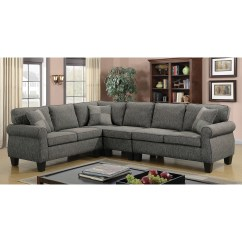 Klaussner Loomis Sectional Sofa Single Cushion Pros And Cons Furniture Sofas For Less Thesofa
