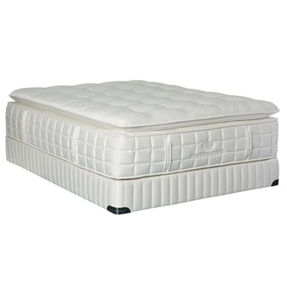size king pillow top mattresses for less
