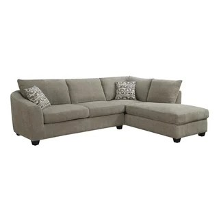moss studio sofa reviews how do you repair cat scratches on leather top product for large 2 piece blended linen sectional emerald home urbana bone with pillows loose knife edge back cushions and