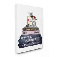 BY Jodi 'Chanel lipsticks' Giclee Print Canvas Wall Art ...