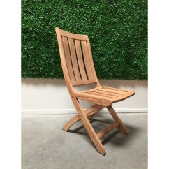Teak Folding Chair Burlap Covers For Chairs Shop Cambria Outdoor Free Shipping Today